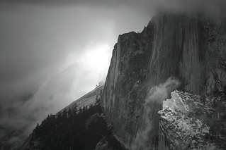 Let There Be Light: Yosemite National Park (Happy B-Day Ansel Adams!)