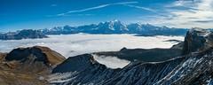 Ocan de nuage (anthony l'explorateur) Tags: montagne automne neige nuages montblanc