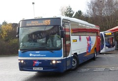 53287 - SP07 HHR (Cammies Transport Photography) Tags: bus for volvo coach profile via perth stagecoach dunfermline in inverkeithing hhr kelty plaxton 53287 sp07 x55 ferrytoll pampr sp07hhr