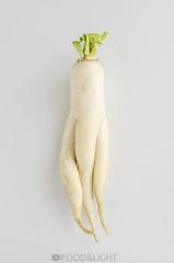 white radish (Food Photography Studio) Tags: vegetable fresh root onwhite unprocessed anomalia whiteradish weirdshape