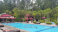 Swimming pool of Awana Hotel Genting Highlands,Malaysia (Feras.Malaysia) Tags: world highlands resort malaysia genting resorts