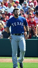 Mitch Moreland no hat (jkstrapme 2) Tags: jockstrap cup jock baseball crotch bulge