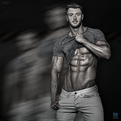 NFM Geraint (TerryGeorge.) Tags: male george model natural underwear muscle models terry workout fitness six toned gym abs sixpack teamm8