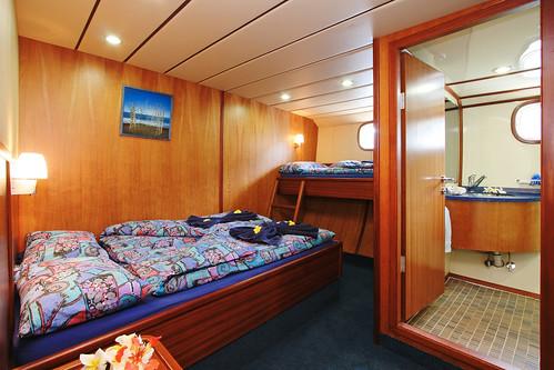 Sea Bird - Sea Star Triple Cabin