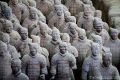 Soldats de terre cuite de Xi'an : la Chine et ses dynasties passées