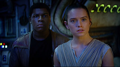 finn and rey star wars the force awakens (blog.arikurniawan) Tags: