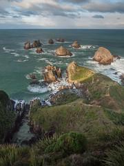 Nugget Point (IV) (deltics) Tags: coastal scenery hdr nz southisland newzealand nuggetpoint ahuririflat otago