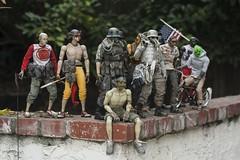 group2 (wadetaylor) Tags: threea threeacustom ashleywood onesixth wwr worldwarrobot adventurekartel popbot