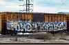 (o texano) Tags: houston texas graffiti trains freights bench benching hindue gouls ghouls sws wh gtb d30 a2m adikts