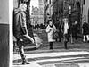 Firenze, Borgo de' Greci (Fabio Pratali LI) Tags: firenze toscana bw people