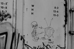 (o texano) Tags: houston texas graffiti trains freights bench benching broke adikts a2m