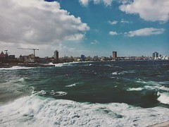 23.2017 Welcome to Havana (nonsuchtony) Tags: stormy cuba fort welcome havana 365
