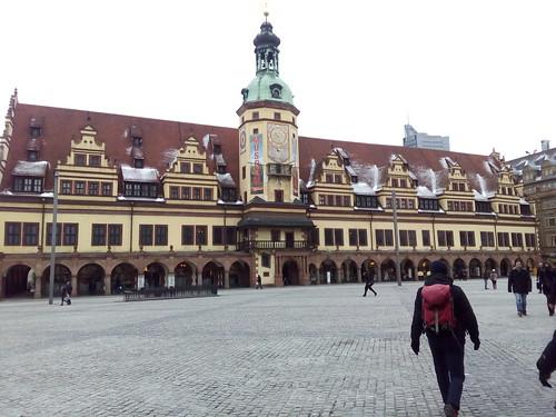 Leipzig, Museu e antiga prefeitura