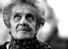 The Old Age (silvia pasqual) Tags: woman portrait portraiture old age elderly people grandmother human humanity