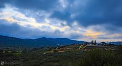 Sunset 01/15/2017 (dougsooley) Tags: sunset sunsets sunsetporn clouds cloud cloudscape cloudporn landscapes landscape farmhouse farm farmland canon canon1dx canonlenses canonlens dougsooley sandiego california cali backcountry