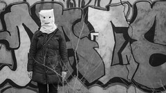 Thestranger2017-18_1920_1082 (BenSG) Tags: fujixt10 thestranger humour horror verona bn blackandwhite ruins