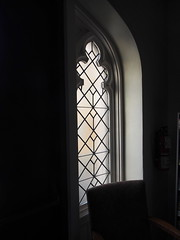 PC300590 (photos-by-sherm) Tags: st andrewscovenant presbyterian church winter interiors sunday school prayer room kitchen stairwells doors windows plants