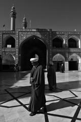 Iran - Qom (luca marella) Tags: iran qom street social documentary reportage religion islam mosque blackwhite biancoenero bw bn bnw lucamarellacom