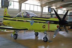 C-410 PC-9 SwissAF (JaffaPix +3 million views-thank you.) Tags: c410 pc9 swissaf pilatus sion sir lsgs switzerland aeroplane aircraft airplane aviation military davejefferys jaffapix jaffapixcom swissairforce swiaf