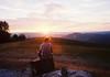 (Arianna Rubini) Tags: film 35mm summer sunset summerends olympusmjuii olympus mjuii mju ii stylus epic analog analogue kodak 400 boy sky light clouds hills italy wanderlust explore folk nature colli bolognesi