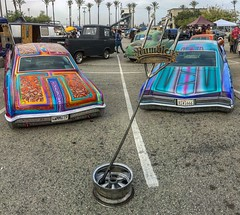 Rumblers CC Los Angeles (El Cheech) Tags: tintarebelde rockabillyray rivi666 toxicshock rivi lowered slammed art lowriderpaint patterns custompaint custom mooneyesxmasshow mooneyes losangeles la rumblerslosangeles rumblersla rumblerscc rumblers 70s 60s paint gangster hydraulics lowlow lowrider riviera buick