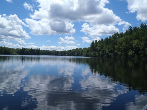 Worthley Pond - www.amazingfishametric.com