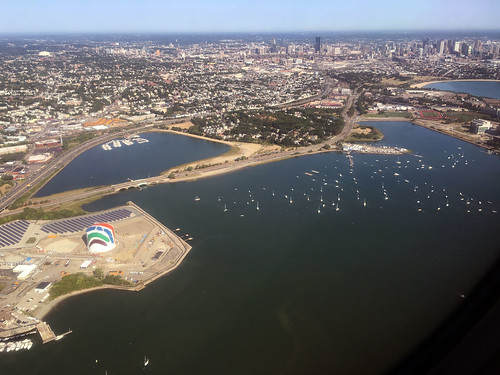 Boston Flight #1776