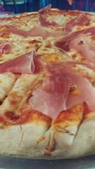 Pizza (PaolaQQ) Tags: pizza comida jamon queso pan