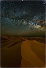 Sahara Universe (keety uk) Tags: sahara starscape sanddunes sand morroco desert morocco photokeetynet stars universe merzouga stunning milkway ©stuartbennett marrakech berber erg chebbi
