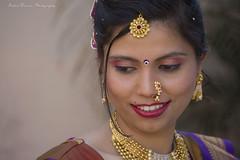 मराठी नवरी...... (rahulboraste) Tags: rahulborastephotography marathi bride portrait wedding india nikond5200 nikon candid girl engagement
