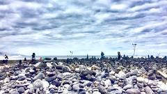 """""""Plaza de las piedras"""" (atempviatja) Tags: nubes cielo mar anfiteatro plaza piedras"""