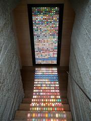 Великолепная витражная дверь как элемент декора дома (Valentain Jevee) Tags: дизайн витраж