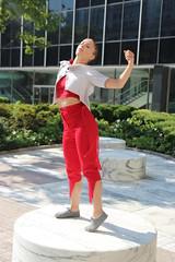 Teresa Fellion Dance Performance (NYCDOT) Tags: foleysquare summerstreets nycdotsummerstreets themantisesareflippingw3 teresafelion teresafeliondanceperformance