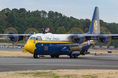 USMC C-130T 164763 (Josh Kaiser) Tags: usmc blueangels c130 fatalbert c130t 164763