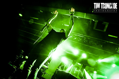 August Burns Red @ Trix 01102015