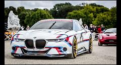 BMW 3.0 CSL Hommage R (Laurent DUCHENE) Tags: 30 r bmw hommage csl chantilly 2015 artselgance