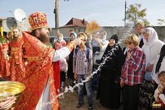 083. Patron Saints Day at the Cathedral of Svyatogorsk / Престольный праздник в соборе Святогорска
