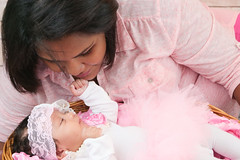 edited00102 (Savy Photography) Tags: photography photographer babygirl 2months savy motherslove pinktutu savysphotography
