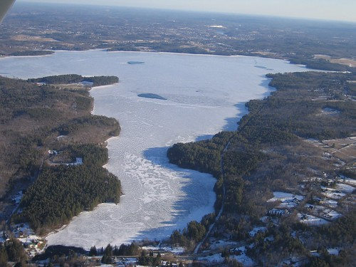 Lake Auburn Ice - Feb 2006