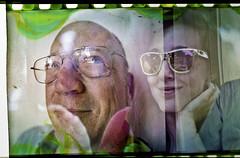 neighbors (MegHan Seidel) Tags: portrait film 35mm soup soap exposure dish double 35mmfilm multiple boil