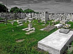 Mompox graveyard