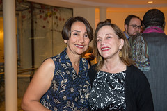 Host Haleh Emrani and Renee Montagne