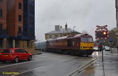 Southampton   60035 (davidhann34016) Tags: southampton ews easterndocks class60 60035 6m52