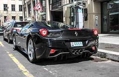 Monaco - Ferrari 458 Italia (PrincepsLS) Tags: berlin germany italia plate ferrari monaco license spotting 458 monegasque