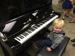 """Paul Plays the Piano at Inde's Recital • <a style=""""font-size:0.8em;"""" href=""""http://www.flickr.com/photos/109120354@N07/22830386007/"""" target=""""_blank"""">View on Flickr</a>"""