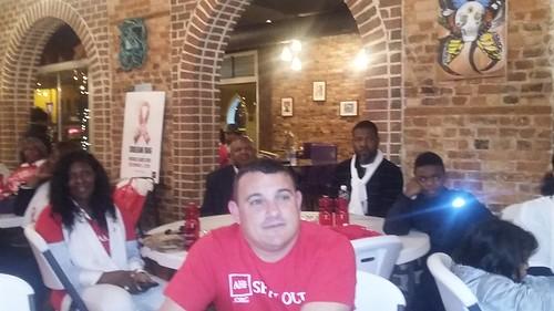 WAD 2015: USA - Fayetteville