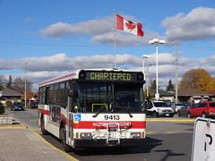 Toronto Transit Commission 9413 (Orion V) Tags: ttc