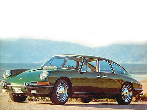 Porsche 911 S 4-door by Troutman 1967 год