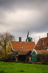 _DML1436 (duncen.mcleod) Tags: windmill ren marken zaanseschans molens paardvanmarken oudehuisjes
