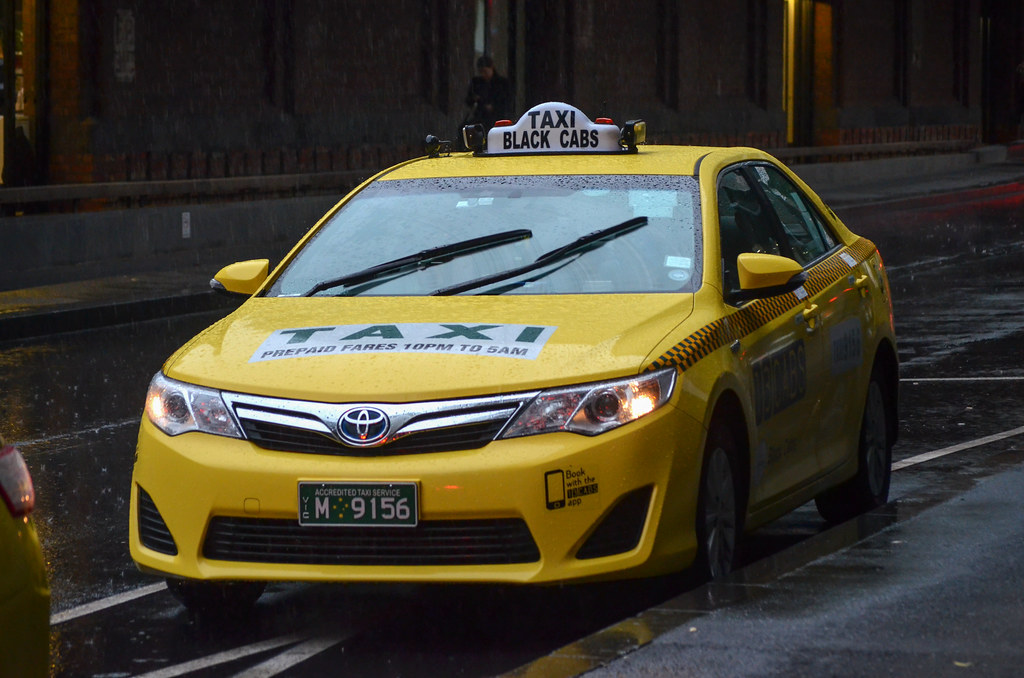 how to cancel a taxi on 13cabs
